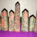 Unakite Obelisk