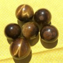 Golden (Brown) Tiger's Eye Spheres
